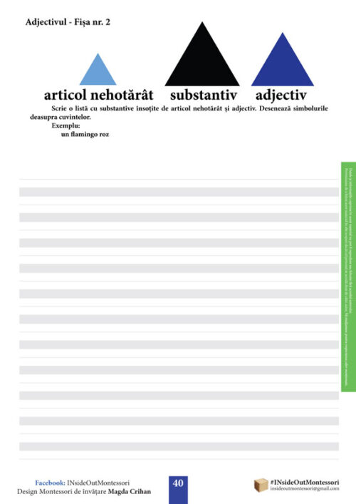 Adjectivul