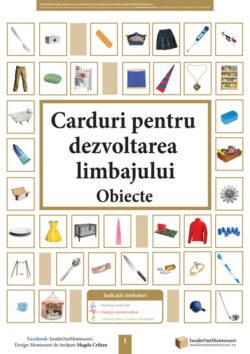 Dezvoltarea limbajului - Obiecte