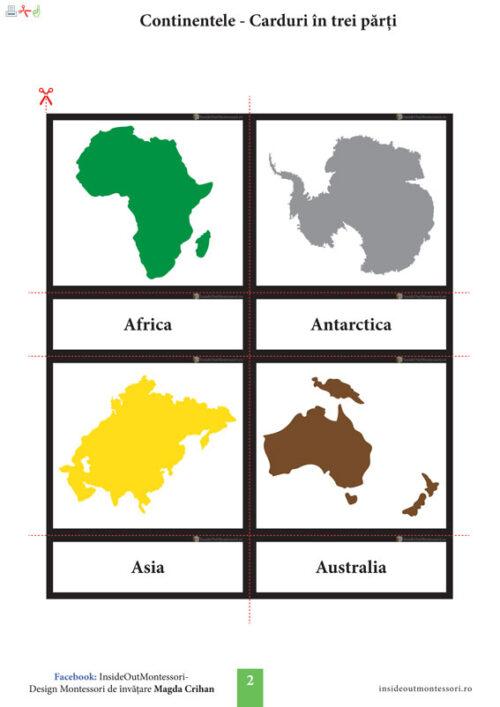 Continentele