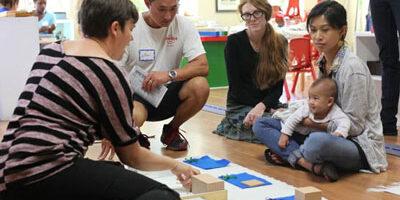 Atelier Espere – Montessori