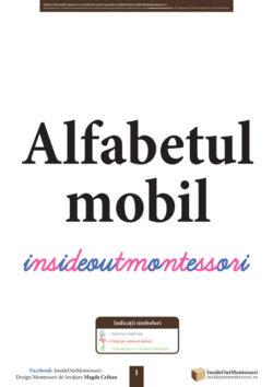 Alfabetul mobil