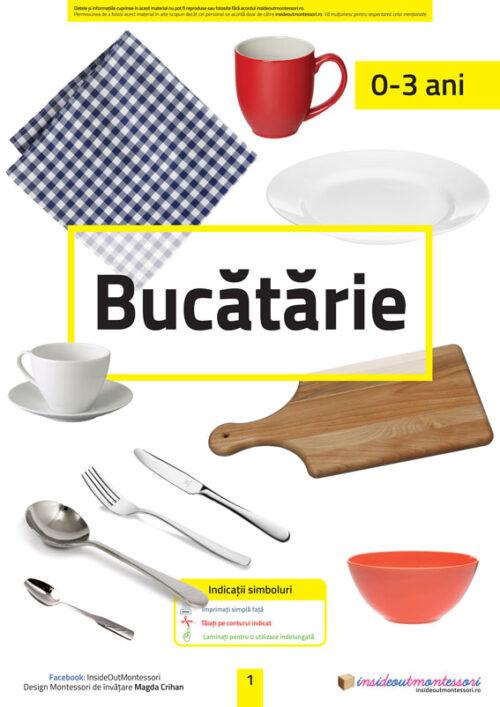 Bucatarie - 0-3 ani